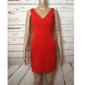 BB Dakota Clementine Banded Hudson Dress Small